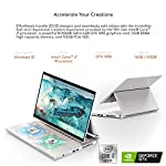 ConceptD 3 Ezel CC314-72G-72SX Convertible Creator Laptop, Intel i7-10750H, GeForce GTX 1650, 14″ FHD IPS with Gorilla Glass, PANTONE Validated, 100% sRGB, 16GB DDR4, 512GB NVMe SSD, Wacom AES 1.0 Pen