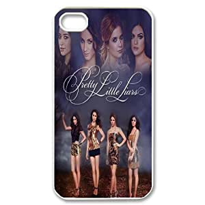 Wholesale Cheap Phone Case For Iphone 4 4S case cover -TV Show Pretty Little Liars-LingYan Store Case 20