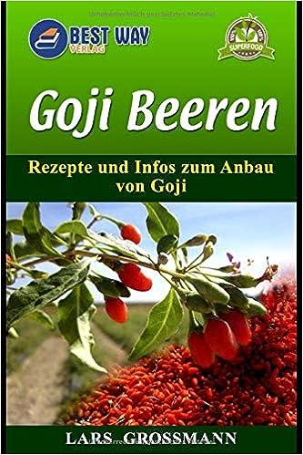 Schlankheitskapseln der Goji-Beere