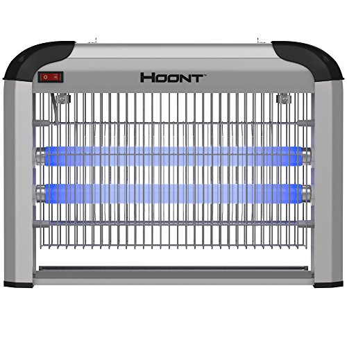 Hoont Bug Zapper Powerful Indoor Electric Fly Zapper Trap - 40 Watts