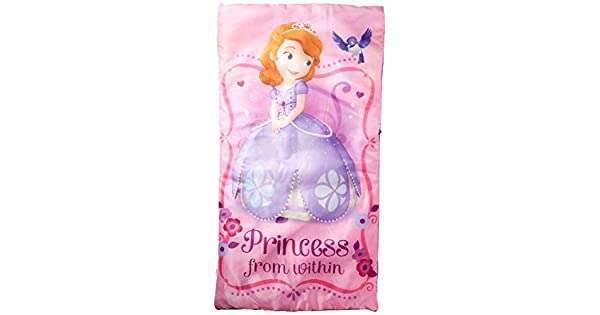 Amazon.com: Disney hk318329 Sofia The First Sleepover Set ...