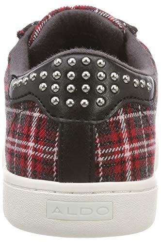 Gris 42 Aldo Femme Legalidia grey Sneakers Plaid Basses vnnIw8x