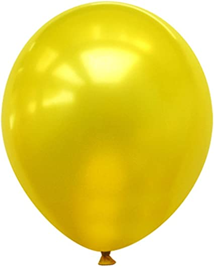 Neo LOONS 5 Pearl Gold Premium Latex Balloons Great for Kids or Any Celebration Baby Showers Weddings Receptions Water Fights Pack of 200 Adult Birthdays