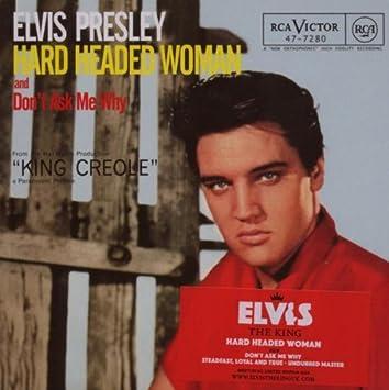 Amazon | Hard Headed Woman (Dlx) | Presley, Elvis | ポップス | 音楽