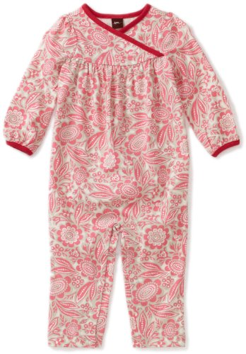 Tea Collection Baby-Girls Infant Botanic Garden Romper