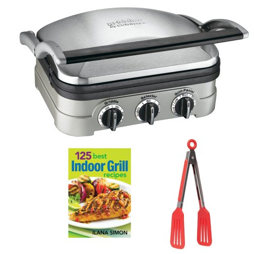 Cuisinart Griddler Stainless Griddle Recipes