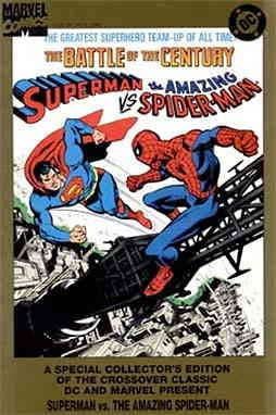 Image result for SUPERMAN VS. THE AMAZING SPIDER-MAN: A DUEL OF TITANS
