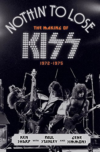 Paul Kiss Stanley (Nothin' to Lose: The Making of KISS (1972-1975))