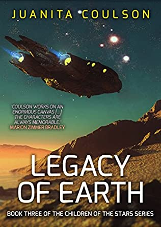 book cover of Legacy of Earth
