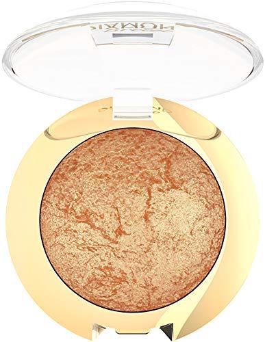 Golden Rose Diamond Breeze Shimmering Baked Eye-shadow 02 Dazzle Bronze