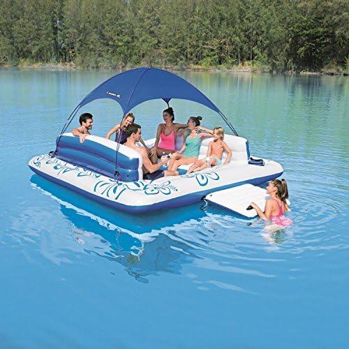 Amazon.com: CoolerZ Tropical Breeze II, Isla flotante ...