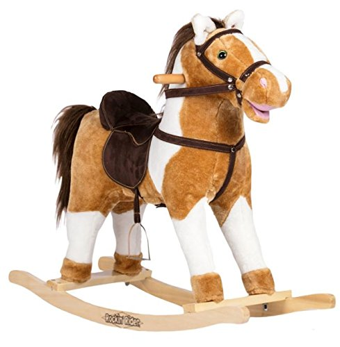 Rockin' Rider Turbo Rocking Horse Ride On