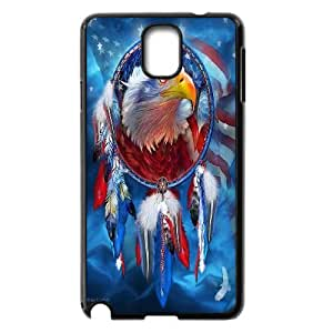 Unique Phone Case Design 2Flying Eagles- For Samsung Galaxy NOTE3 Case Cover