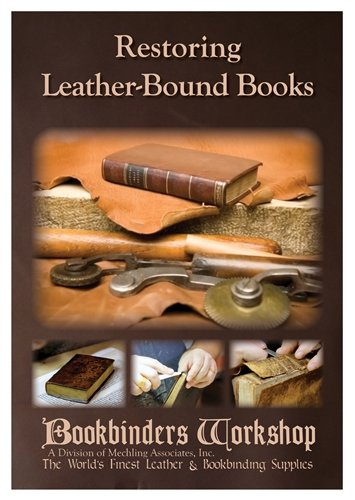 Restoring Leather-Bound Books DVD