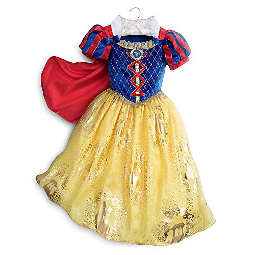 Authentic Snow White Costumes (Disney Snow White Costume for Kids Size 5/6)