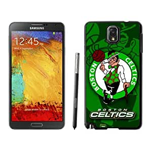 New Custom Design Cover Case For Samsung Galaxy Note 3 N900A N900V N900P N900T boston celtics 5 Black Phone Case