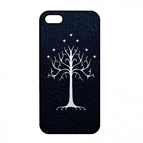 Black Protective Custodia For Iphone 5(S),Iphone 5(S) Custodia,Lord Of The Rings For Iphone 5(S) Custodia
