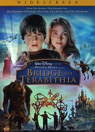 Bridge To Terabithia Book For