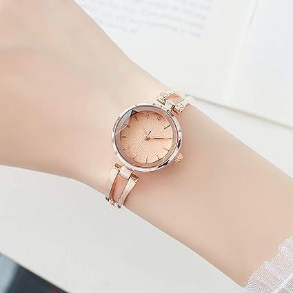 Reloj De La Mujer Reloj De La Moda De La Mujer del Diamante Reloj De La