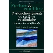 dysfonctionnements systeme vestibulaire: compensation et reed.