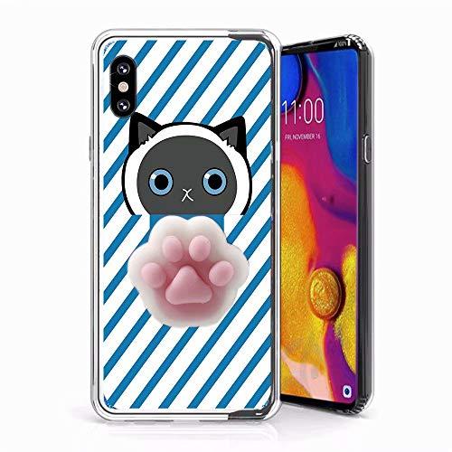 Amazon.com: Case for Huawei Y9 2019, QKKE 3D Poke Squishy ...