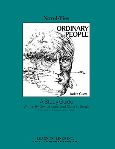 Ordinary People: Novel-Ties Study Guide