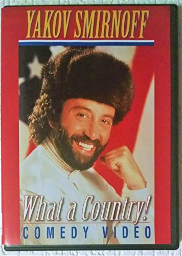 Yakov Smirnoff - What A Country!