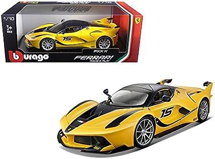 Bburago 1:18 Ferrari FXX K NO.15 Diecast Model Rcing Car Vehicle Toy New In Box