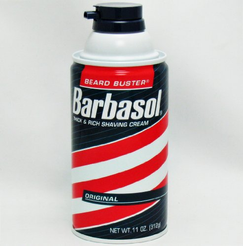 Barbasol Beard Buster Soothing Original Shaving Cream