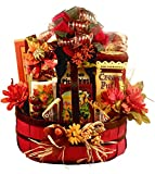 Fall Gourmet Thanksgiving Gift Basket- Med