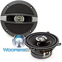 Focal Auditor R-130C 5.25 100W RMS 2-Way Coaxial Speakers