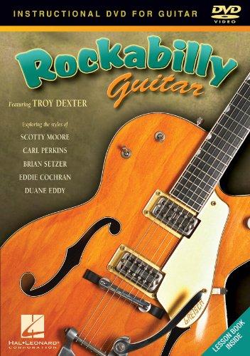 (Rockabilly Guitar - Instructional/Guitar/DVD)