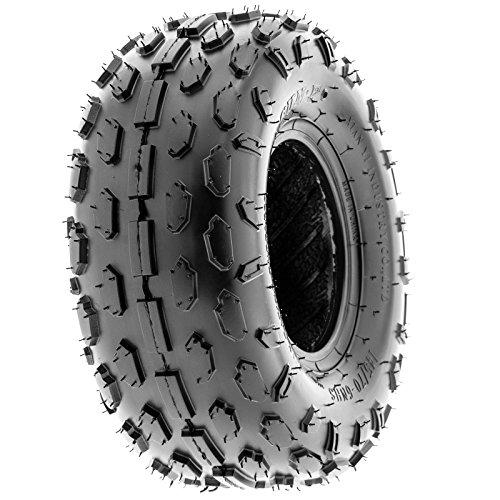 Set of 2 SunF A015 Sport-Racing ATV/UTV Tires 145/70-6, 6-PR by SunF (Image #8)