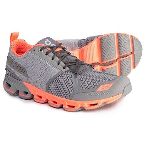 かんたん粘り強い推進(オン) On レディース ランニング?ウォーキング シューズ?靴 Cloudflyer Running Shoes [並行輸入品]