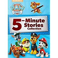 Deals on PAW Patrol 5-Minute Stories Collection