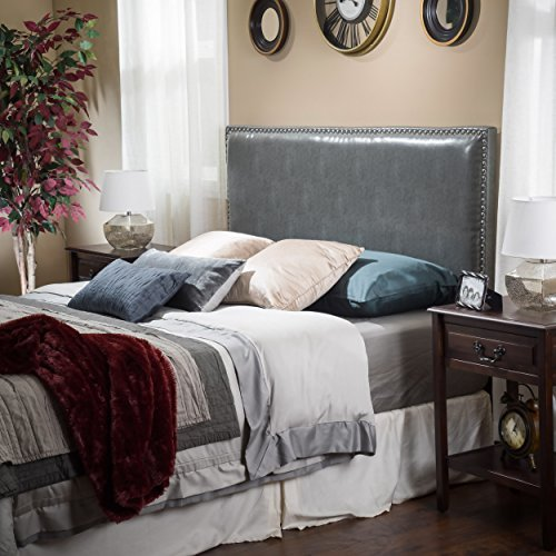 Westin King-to-Cal King Adjustable Leather Headboard (King Leather Cal Headboard)