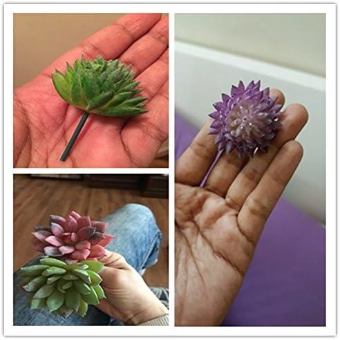 Lianle bouquet sposa bouquet di fiori secchi Hand Silk Roses bouquet sposa tipo Purple