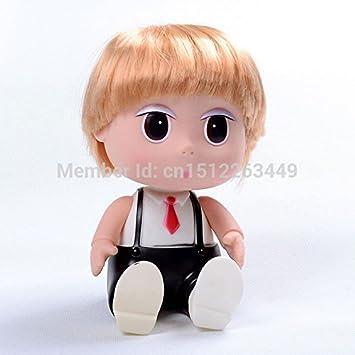 Amazon.com: Bobblehead muñecas música Creative Shaking ...