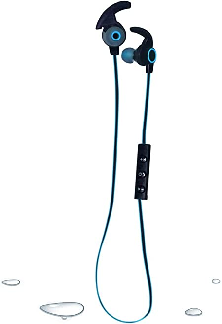 Sport Bluetooth Earphones, Amesica AMW 810 Wireless