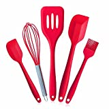 SuperStore 5Pcs/Set Practical Kitchen Silicone Pastry Cooking Baking Set H Tools Basting Brush Spatulas DIY Baking Tools Gadgets