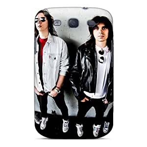 Best Hard Cell-phone Cases For Samsung Galaxy S3 (Ies9761KpWs) Customized Nice Asking Alexandria Band Pictures