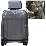 Etbotu Universal Car Seat Protector Waterproof Wear-resistant Anti-dirty Auto Seat Protector Mat