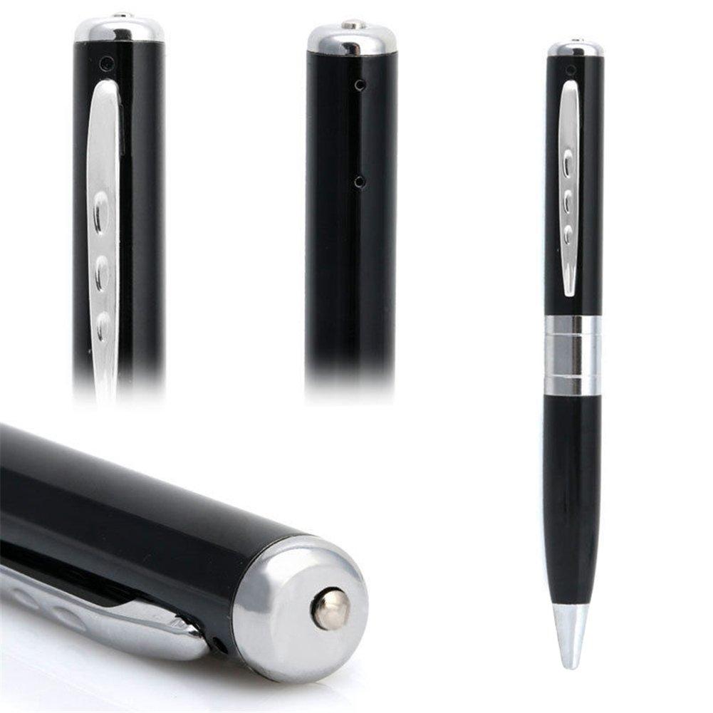 Full HD Spy Camera Monitor Mini DV Camera Portable Pen grabaci/ón Video shootingstar c/ámara Oculta Spy Pen Camera 1080P