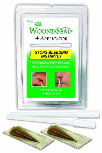 Pac-Kit by First Aid Only 90325AC 2 Piece WoundSeal Blood Clot Powder Applicator