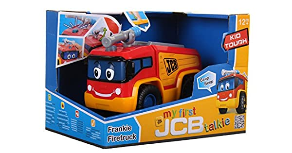 Amazon.com: My 1St Talkie Frankie Firetruck 16,5 cm: Baby