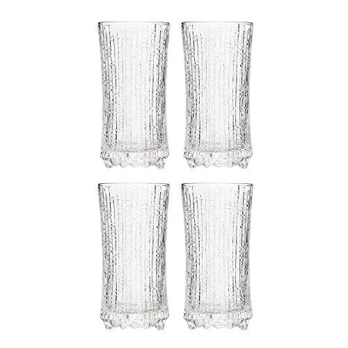 Iittala Ultima Thule Champagne Glass Set/4 (Iittala Glass Champagne)