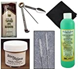Pipe Cleaning Kit w/Pipe Cleaners, Tool, Shank