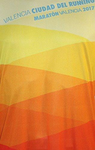 Amarillo Edición Técnica Duna Hombre Camiseta Luanvi Limitada UxwFq80nY