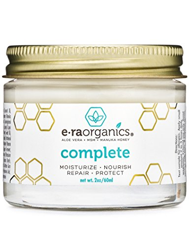 Natural Organic Face Moisturizer