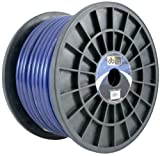 DB Link PW4BL100Z 100-Feet 4-Gauge Power Wire (Blue)
